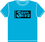 Teen-Beat tee-shirt 12 Pacific Blue