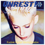 UNREST Kustom Karnal Blackxploitation vinyl LP album