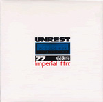 UNREST Imperial f.f.r.r. original vinyl LP album