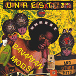 UNREST Bavarian Mods 7-inch vinyl 45