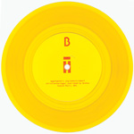 EGGS Genetic Engineering 7-inch vinyl 45 side B