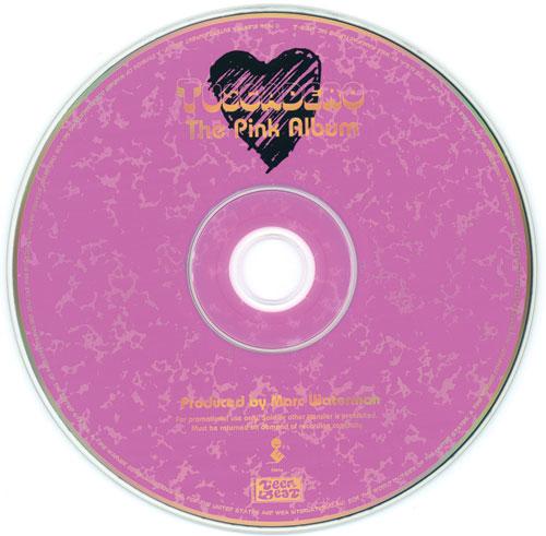 Teen Beat 159 Tuscadero The Pink Album