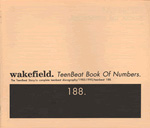 Wakefield, Teen-Beat Book of Numbers