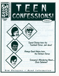 Teen Confessions issue one