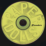 TUSCADERO Paper Dolls promotional CD single