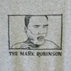 THE MARK ROBINSON t-shirt