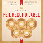 Teen-Beat No.1 Record Label CD album