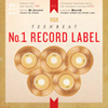 Teen-Beat No.1 Record Label compilation album
