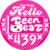 Hello, Welcome Teen-Beat badges