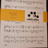ROB SCHIPUL, Cute-Core, sheet music