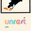 UNREST 2010 tour poster