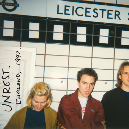 Teen Beat 476 Unrest England 1992